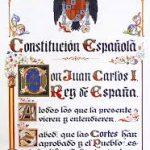 La Costitución Española
