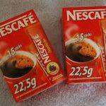 café de sobre descafeinado