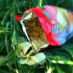 Paquete de patatas fritas