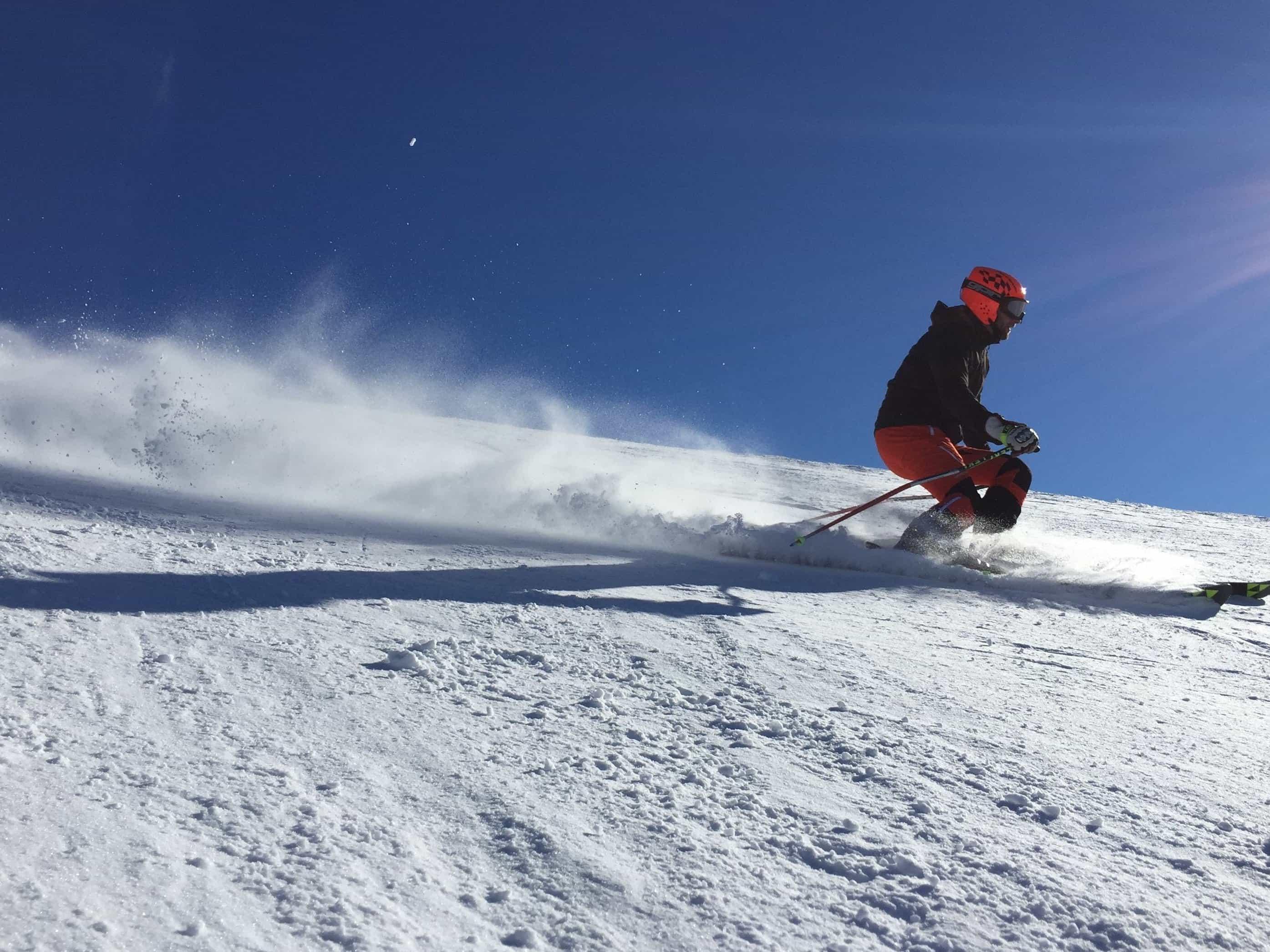 El esqui alpino