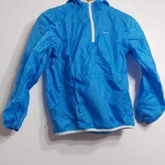 impermeable Decathlon 9-10 años azul